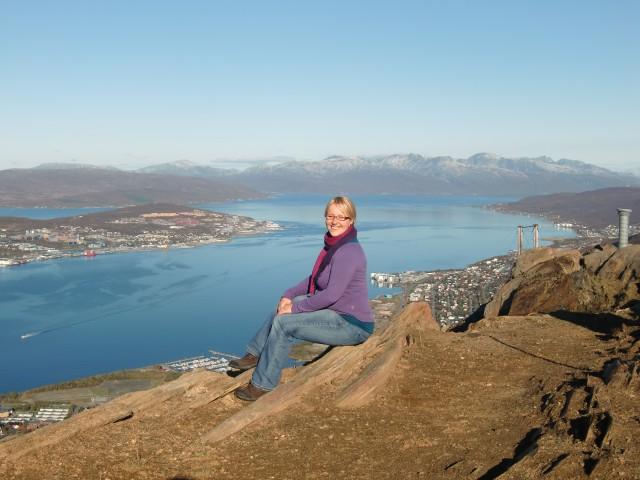 Julia i Tromsø